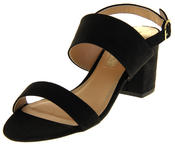 Womens Ladies Dorothy Perkins High Heeled Synthetic Suede Court Shoes Thumbnail 1