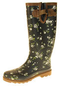 Womens Northwest Territory Waterproof Wellies Wellington Boots Thumbnail 1