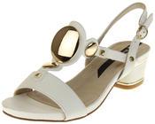 Womens Ladies Keddo Faux Leather Studded Fashion Sandals Thumbnail 1