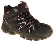 Womens Vale Waterproof Leather Hilking Boots Thumbnail 2