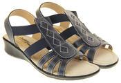 Ladies Coolers Premier Leather Slingback Summer Sandals Thumbnail 11