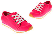 Womens Rocket Dog Pink Canvas Ladies Girls Lace Up Pumps Trainers Thumbnail 7