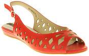 Womens Ladies Elisabeth Leather Designer Peep-Toe Fashion Sandals Thumbnail 12