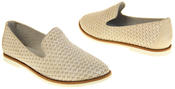 Womens Ladies Keddo Leather Casual Shoes Slip On Espadrilles Thumbnail 6