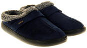 Mens Coolers Synthetic Fur Mule Indoor Comfy Slippers Thumbnail 8