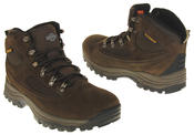Mens Suede Northwest Territory Steel Toe Capped Waterproof Safety Work Boots Thumbnail 5