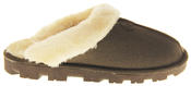 Womens Ladies Tyoti Synthetic Fur Cosy Warm Comfort Winter Slippers Thumbnail 3
