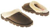Womens Ladies Tyoti Synthetic Fur Cosy Warm Comfort Winter Slippers Thumbnail 6
