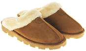Womens Ladies Tyoti Synthetic Fur Cosy Warm Comfort Winter Slippers Thumbnail 10