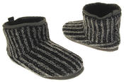 Mens Dunlop Warm Fuax Fur Lined Boot Slippers Thumbnail 11