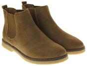 Womens Ladies Keddo Genuine Suede Elasticated Ankle Boots Thumbnail 8