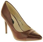 Womens Ladies Elisabeth Stilleto Court Shoes Thumbnail 7