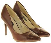 Womens Ladies Elisabeth Stilleto Court Shoes Thumbnail 10