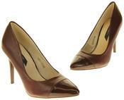 Womens Ladies Elisabeth Stilleto Court Shoes Thumbnail 12