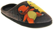Mens Genuine Pokemon Mule Slippers Thumbnail 2