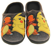 Mens Genuine Pokemon Mule Slippers Thumbnail 5