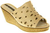 Womens Elisabeth Wedged Sandals Summer Shoes Thumbnail 2