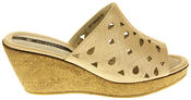 Womens Elisabeth Wedged Sandals Summer Shoes Thumbnail 3