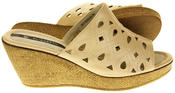 Womens Elisabeth Wedged Sandals Summer Shoes Thumbnail 4