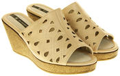 Womens Elisabeth Wedged Sandals Summer Shoes Thumbnail 5