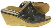Womens Elisabeth Wedged Sandals Summer Shoes Thumbnail 9