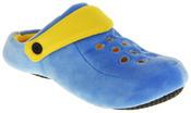 Womens Dunlop Mule Clog Slippers Thumbnail 2