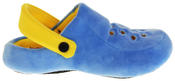 Womens Dunlop Mule Clog Slippers Thumbnail 3