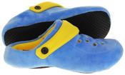 Womens Dunlop Mule Clog Slippers Thumbnail 4