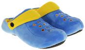 Womens Dunlop Mule Clog Slippers Thumbnail 5