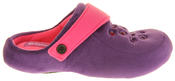 Womens Dunlop Mule Clog Slippers Thumbnail 9