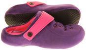 Womens Dunlop Mule Clog Slippers Thumbnail 10