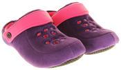 Womens Dunlop Mule Clog Slippers Thumbnail 11