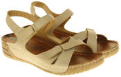 Womens Ladies Elisabeth Wedge Sandals Thumbnail 4