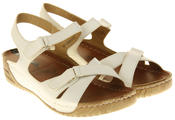 Womens Ladies Elisabeth Wedge Sandals Thumbnail 11