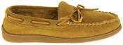 Mens Northwest Territory Leather Moccasin Slippers Thumbnail 6