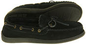 Mens Northwest Territory Leather Moccasin Slippers Thumbnail 10