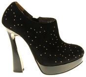 Womens Ladies Betsy Evening Heeled Fashion Sandals Thumbnail 3