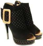 Womens Ladies Betsy Fashion Sandal High Heels Thumbnail 5