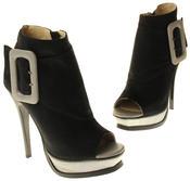 Womens Ladies Betsy Fashion Sandal High Heels Thumbnail 12