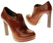 Womens Ladies Faux Leather High Heel Court Shoes Thumbnail 11
