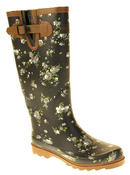 Womens Northwest Territory Waterproof Wellies Wellington Boots Thumbnail 2