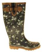 Womens Northwest Territory Waterproof Wellies Wellington Boots Thumbnail 3
