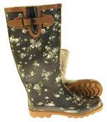 Womens Northwest Territory Waterproof Wellies Wellington Boots Thumbnail 4