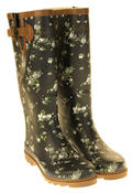 Womens Northwest Territory Waterproof Wellies Wellington Boots Thumbnail 5