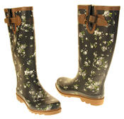Womens Northwest Territory Waterproof Wellies Wellington Boots Thumbnail 6