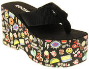 Womens Ladies Rocket Dog Flip Flops Platform Shoes Thumbnail 2