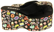 Womens Ladies Rocket Dog Flip Flops Platform Shoes Thumbnail 4