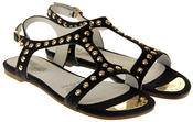 Womens Ladies Keddo Leather Summer Sandals Thumbnail 8