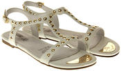 Womens Ladies Keddo Leather Summer Sandals Thumbnail 11