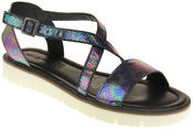 Womens Ladies Keddo Leather Summer Sandals Thumbnail 2